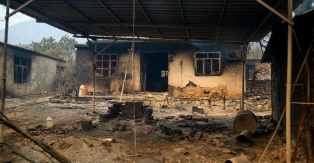 Yangınlar 24 ilde 80'in üzerine çıktı ve 70'ten fazlası kontrol altına alındı