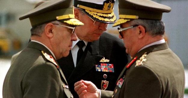 28 Şubat'tan hükümlü generallere AYM'den olumsuz yanıt