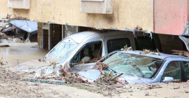 AFAD: Kastamonu'da sel sularına kapılan 6 kişi hayatını kaybetti