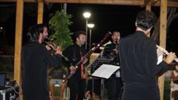 Altı eşsiz konsere ev sahipliği yapan Ayvalık 7. AIMA Müzik Festivali sona erdi!
