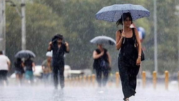 Aşırı sıcakların ardından sağanak yağış bekleniyor!