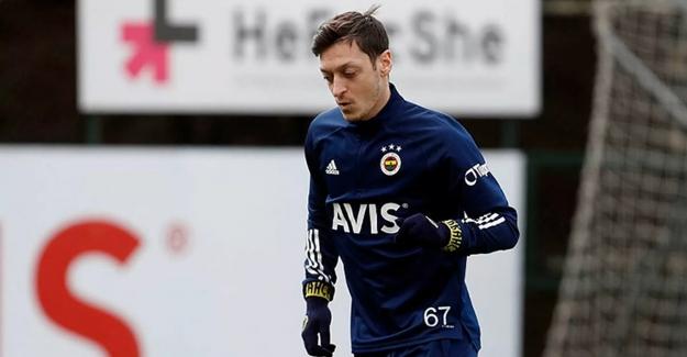 Fenerbahçe'den Mesut Özil kararı