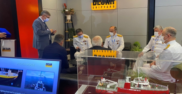 """""""IDEF Uluslararası Savunma Fuarı"""" Yerli firmaları uluslararası tanıtmaya devam ediyor"""