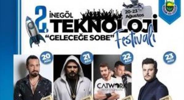İkinci Teknoloji Festivali Başlıyor