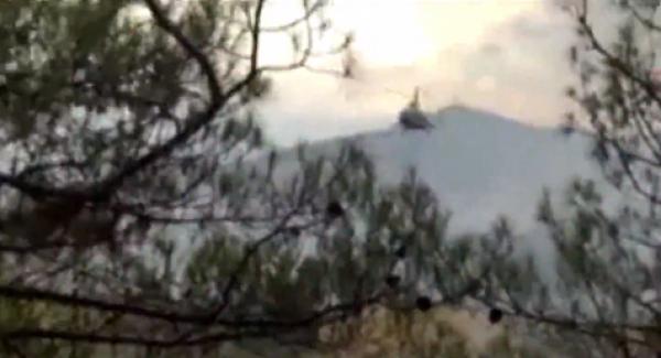 Kahramanmaraş'ta yangın söndürme uçağı düştü: 8 personel hayatını kaybetti