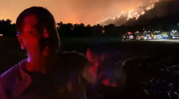 """Milas Belediye Başkanı'ndan 'hava müdahalesi' uyarısı: """"Bu hız alınamazsa istikamet Termik santral!.."""""""