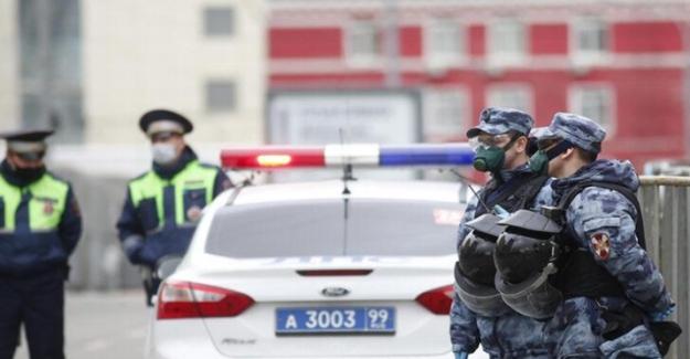 Moskova'daki bir camide 600 Müslüman tutuklandı ve DNA örnekleri alındı!