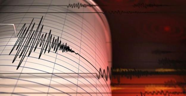 Muğla'nın Datça ilçesinde 4,6 büyüklüğünde deprem