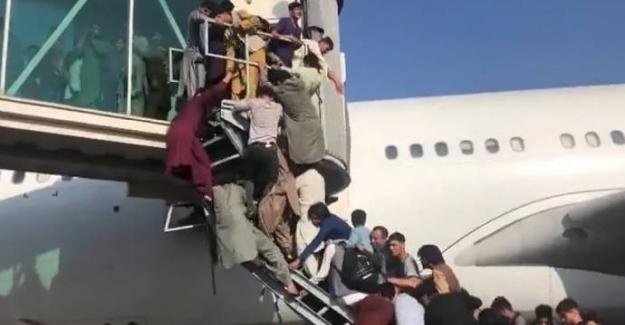 'Yüzbinlerce Afganistanlı İran, Türkiye yolunu tutabilir'