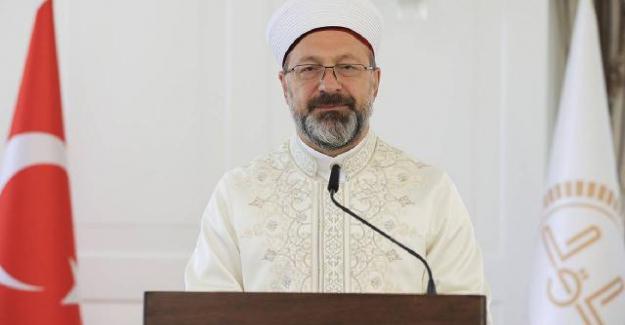 Ali Erbaş yeniden Diyanet İşleri Başkanlığı'na atandı