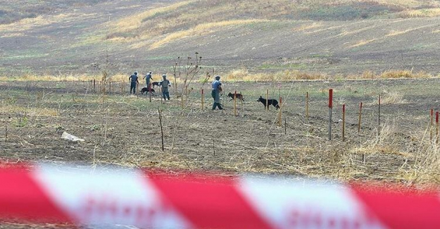 Azerbaycan, Ermenistan'ın döşediği 16 binden fazla mayını imha etti