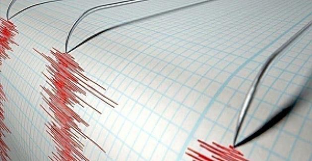 Datça'da 4,4 büyüklüğünde yeni bir deprem daha yaşandı
