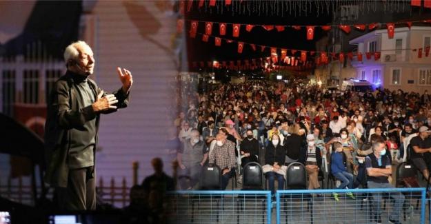 Genco Erkal, Mudanya'nın Kurtuluşu Törenlerinde