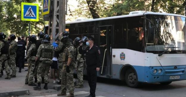 İşgalci Ruslar tarafından kaçırılan Kırım Tatarlarından hala haber alınamıyor