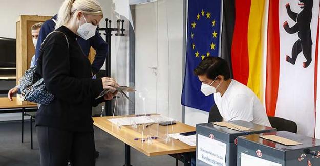 İşte Almanya'daki seçimden ilk sonuçlar