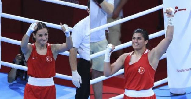 Kadınlar Dünya Boks Şampiyonası İstanbul'da düzenlenecek