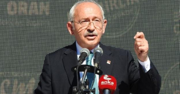 """Kemal Kılıçdaroğlu: """"Kürt sorununu HDP ile çözebiliriz"""""""