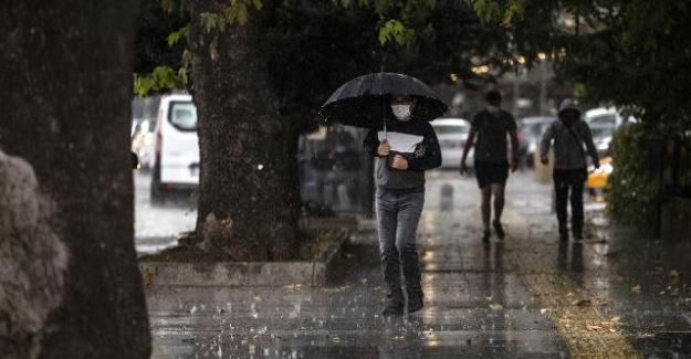Kuvvetli yağışlar kapıda