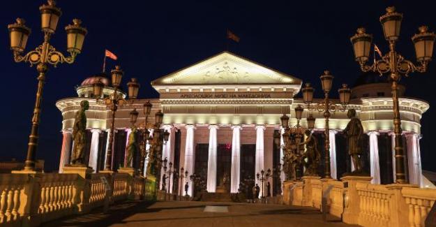 Kuzey Makedonya'nın bağımsızlığının 30'uncu yılı
