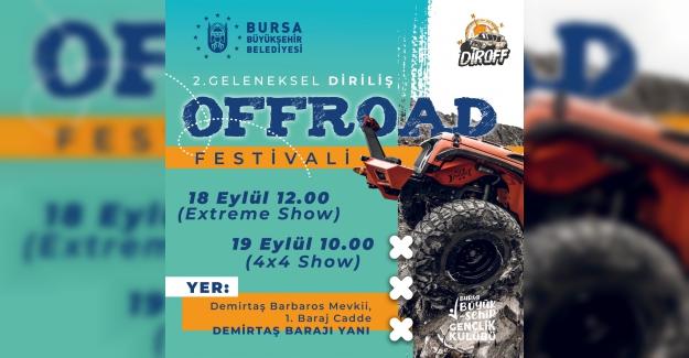 Macera tutkunları Bursa'da buluşuyor