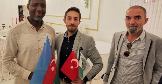 Nijerya Büyükelçisinin KİAMP Dostluk Ziyareti