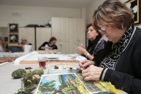 NİLSEM el sanatları kurslarında kayıtlar başladı
