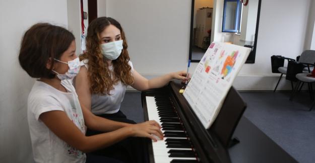 Nilüfer'de sanat eğitimleri başlıyor