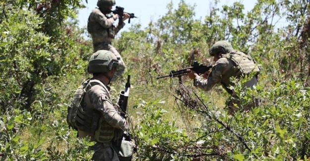 Pençe-Şimşek operasyonu ile 4 PKK'lı terörist etkisiz hale getirildi