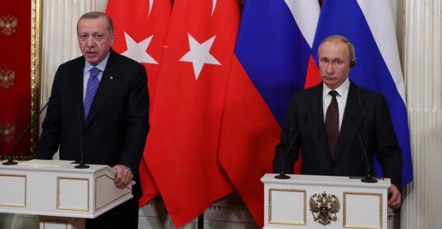 """Rusya'dan Erdoğan'a: """"BM Toplantısındaki Kırım'la ilgili sözlerini esefle karşıladık"""""""