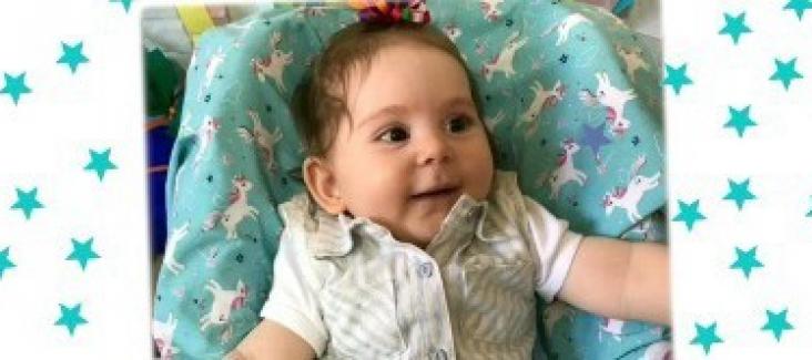 SMA Hastası bir bebek için yardım çağrısı