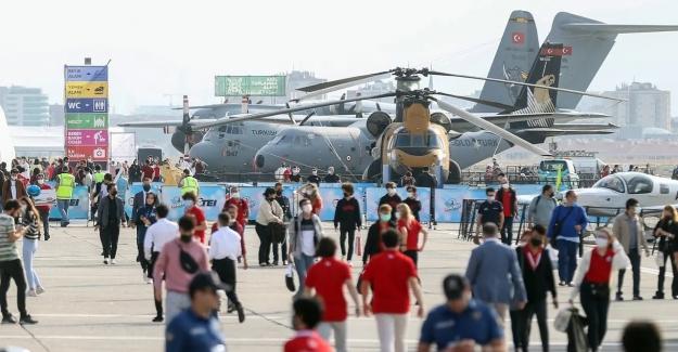 TEKNOFEST İstanbul Havacılık, Uzay ve Teknoloji Festivali başladı