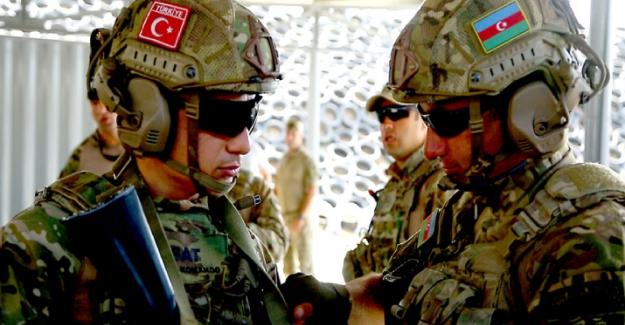 Türkiye ve Azerbaycan SAT komandoları, Bakü'de ortak tatbikat yapıyor
