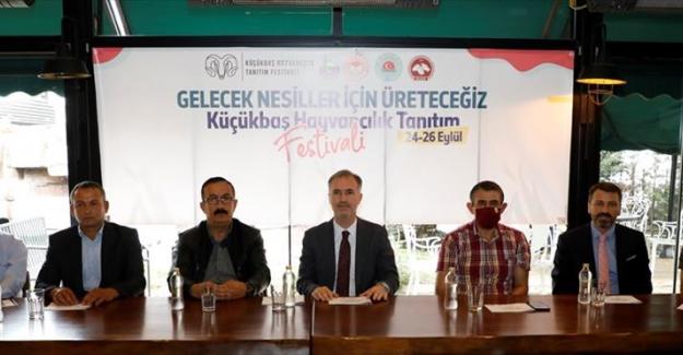 Türkiye'nin En Büyük Küçükbaş Hayvancılık Festivali İnegöl'de Başlıyor