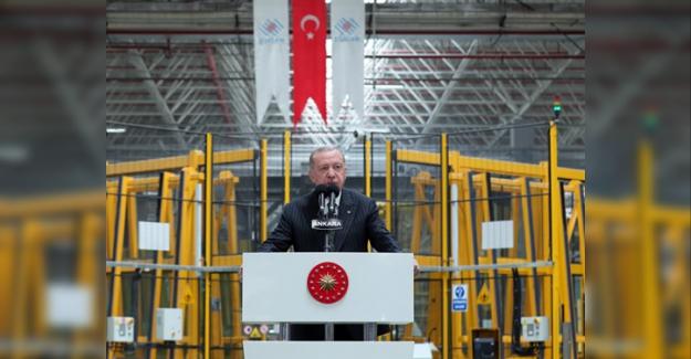 """""""Türkiye'nin potansiyeline inanan, ekonomimize güvenen yatırımcılarımızın yanında durmayı sürdüreceğiz"""""""