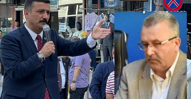 """Türkoğlu: """"Ey Ali Özkan delikanlıysan çık, ben bu haltı yedim deyip özür dile"""""""