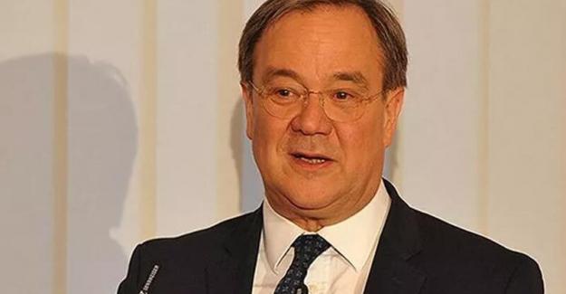 Almanya'da Başkanlık yarışını kaybeden Armin Laschet istifa etti