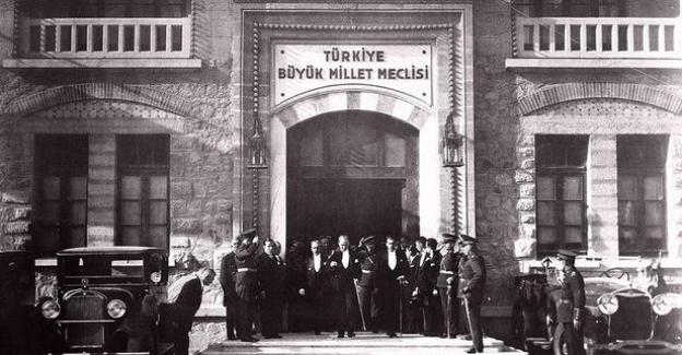 Ankara'nın başkent oluşunun 98. yıl dönümü kutlanıyor