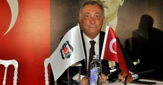 Beşiktaş Başkanı Ahmet Nur Çebi'den Galatasaray ve Fenerbahçe'ye sert yanıt