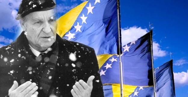 Bilge Lider Aliya İzzetbegoviç vefat yıldönümünde saygıyla anılıyor