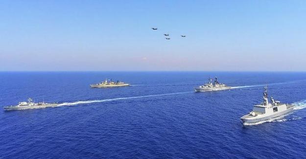 """Dış İşleri Bakanlığı'ndan """"Doğu Akdeniz'deki kıta sahanlığı ihlali"""" konusunda uyarı"""
