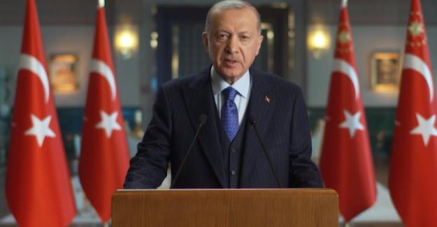 """Erdoğan: """"Batı'da İslam düşmanlığı yeniden alevlendi"""""""