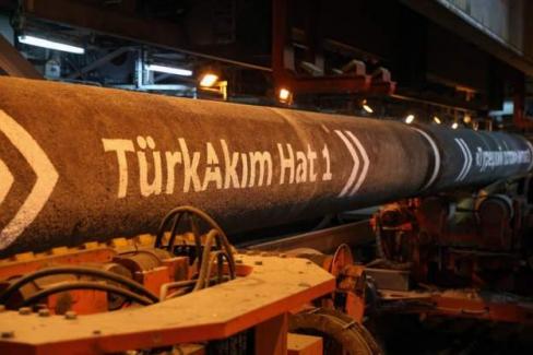 Interfax: Rusya TürkAkım üzerinden Macaristan'a doğalgaz göndermeye başladı