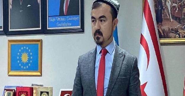 İşte sahte Cumhurbaşkanı: Uygur diasporası hem kınadı hem de adli şikayette bulundu
