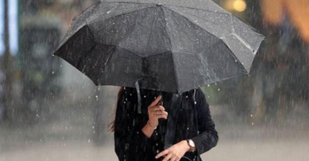 """Meteoroloji : Karadeniz Bölgesi'nde yarın 'çok kuvvetli yağış'  bekleniyor"""""""