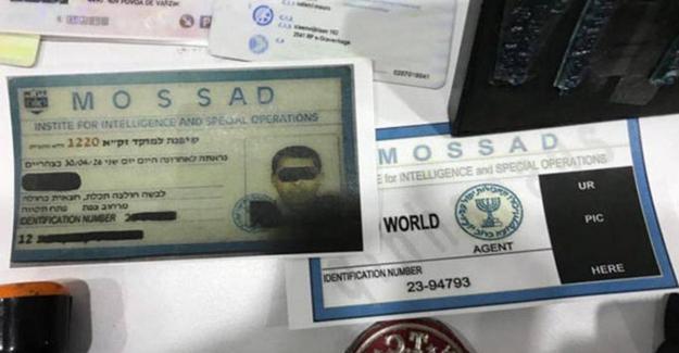 MİT'in MOSSAD'a attığı büyük gol