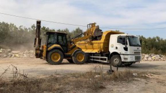 Osmangazi'de İzinsiz Hafriyat ve Moloz Dökümüne Geçit Yok