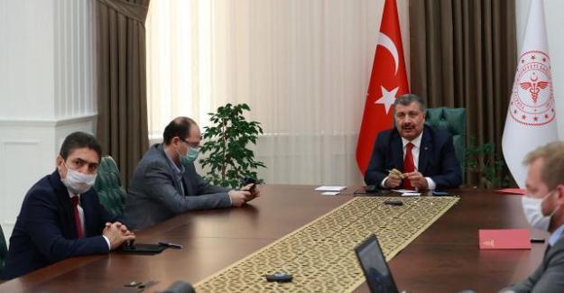 Sağlık Bakanı Koca'dan, Koronavirüs Bilim Kurulu toplantısından sonra önemli açıklamalar