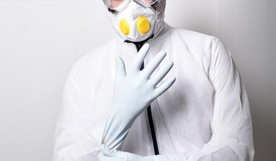 Sayıştay ortaya çıkardı: Masadaki müdüre nükleer koruyucu kıyafet