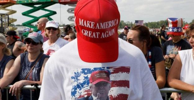 Trump destekçilerinin çoğu ABD'nin bölünmesini istiyor