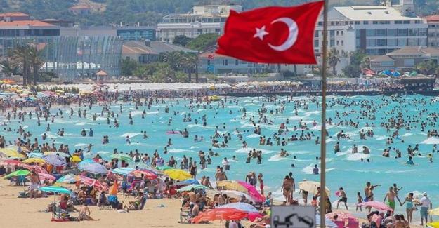 Turizmde Türkiye'nin yüzü sonbaharda güldü…